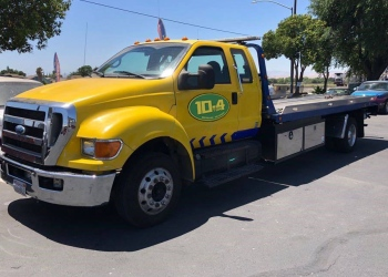 Fremont towing company  10-4 TOW LLC