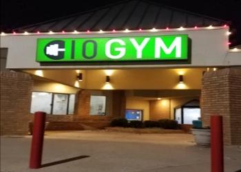 Oklahoma City gym 10GYM