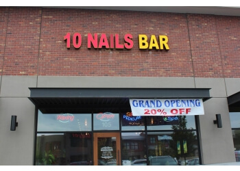 Vancouver nail salon 10 Nails Bar