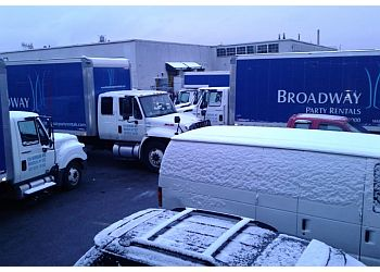 New York rental company Broadway Party Rentals
