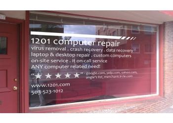 Portland computer repair 1201