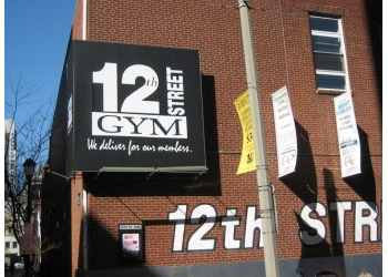 Philadelphia gym 12th Street Gym