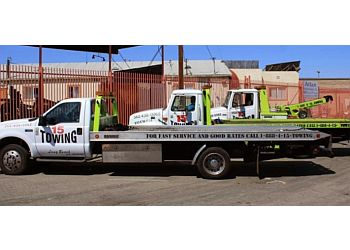 Long Beach towing company 15 Towing Services