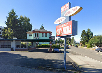 Tacoma dry cleaner 15th Street Cleaners