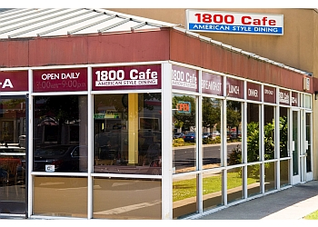 Concord cafe 1800 Cafe
