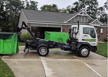 Cincinnati junk removal 1-800-DECLUTTER