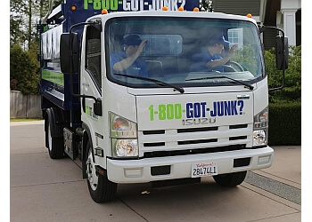 Baltimore junk removal 1-800-GOT-JUNK?