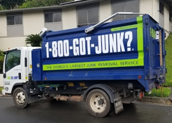 Honolulu junk removal 1-800-GOT-JUNK?