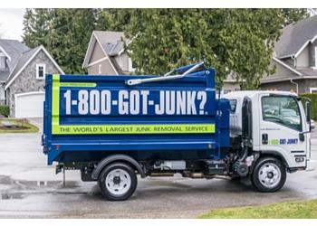Kansas City junk removal 1-800-GOT-JUNK?