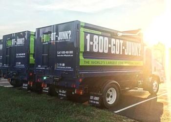 Lincoln junk removal 1-800-GOT-JUNK?