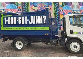 Memphis junk removal 1-800-GOT-JUNK?
