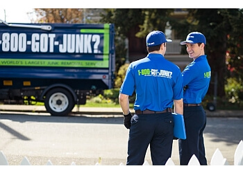 Mobile junk removal 1-800-GOT-JUNK?