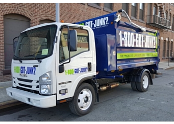 New York junk removal 1-800-GOT-JUNK?