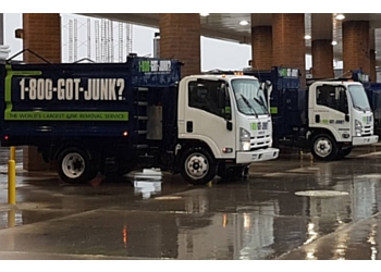 Newark junk removal 1-800-GOT-JUNK?