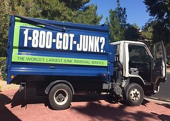 North Las Vegas junk removal 1-800-GOT-JUNK?