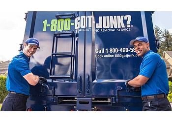Shreveport junk removal 1-800-GOT-JUNK?