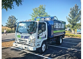St Louis junk removal 1-800-GOT-JUNK?