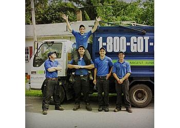 Tucson junk removal 1-800-GOT-JUNK?