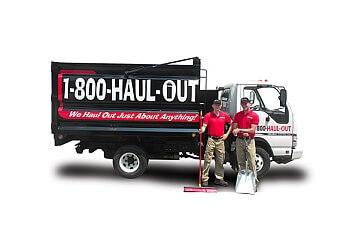 Philadelphia junk removal 1-800-Haul Out