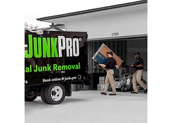 Kansas City junk removal 1-800-JUNKPRO