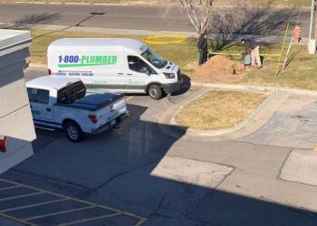 Amarillo plumber 1-800-Plumber