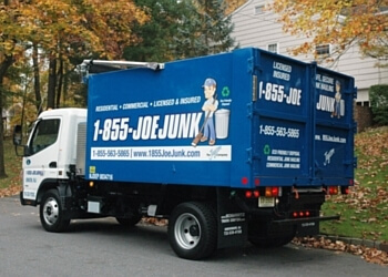 Newark junk removal 1-855-JOE-JUNK