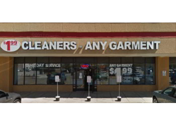 Aurora dry cleaner $1.99 Any Garment Cleaners