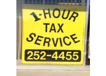 Independence tax service 1-Hour Tax Service