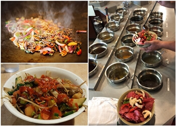 Boise City barbecue restaurant #1 Mongolian BBQ
