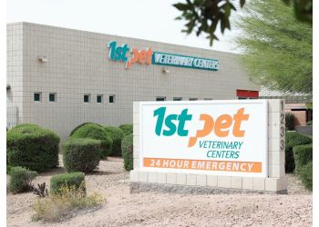 Chandler veterinary clinic 1ST PET VETERINARY CENTERS