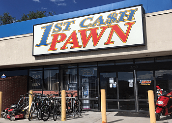 Salt Lake City pawn shop 1st Cash Pawn & Gun Store