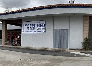 San Bernardino auto body shop 1stCertified Collision Center