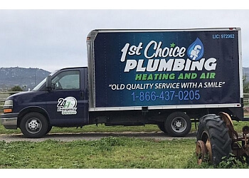 Oceanside hvac service 1st Choice Plumbing Heating and Air