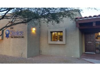Tucson tax service 1st Choice Tax Services Inc.