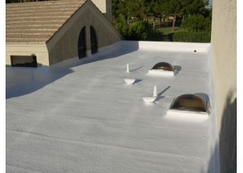 Glendale roofing contractor 1st Class foam Roofing and Coating