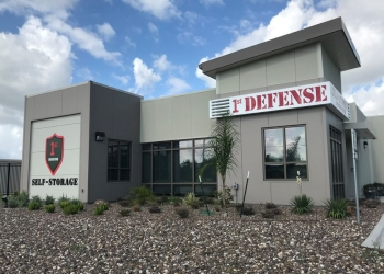Corpus Christi storage unit 1st Defense Self Storage