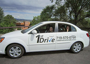 Colorado Springs driving school 1st Drive LLC