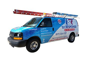 Fort Worth hvac service  1st Response AC and Heating
