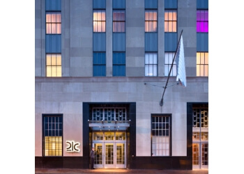 Durham hotel 21 C Museum Hotel