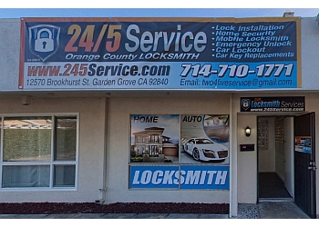 Garden Grove locksmith 24/5 Service