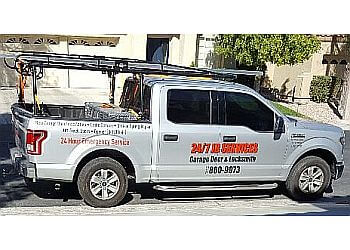 Henderson garage door repair 24-7 JB Services Garage Door