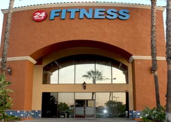 Anaheim gym 24 HOUR FITNESS