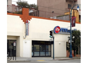 San Francisco gym 24 HOURS FITNESS