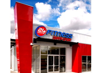 San Jose gym 24 HOURS FITNESS