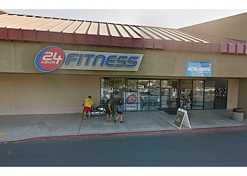 Bakersfield gym 24 Hour Fitness