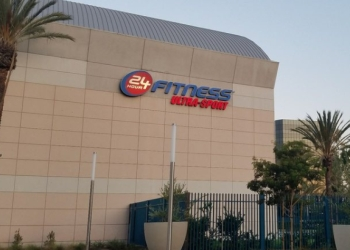 Irvine gym 24 Hour Fitness