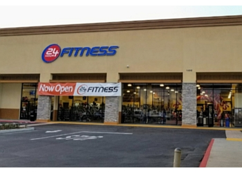 Santa Ana gym 24 Hour Fitness