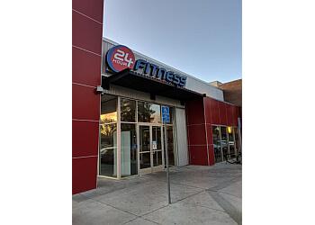 San Jose gym 24 Hour Fitness San Jose