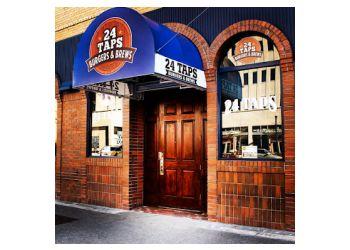 Spokane sports bar 24 Taps Burgers & Brews