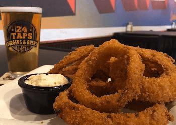 Spokane sports bar 24Taps Burgers & Brews